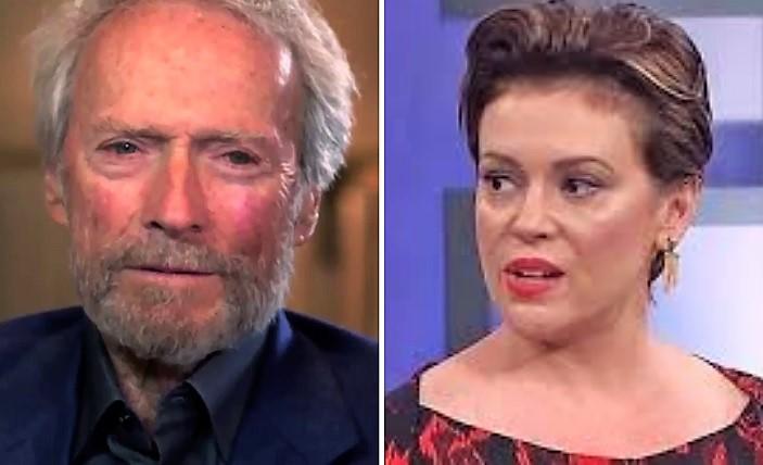 Clint Eastwood Overrules Alyssa Milano & Decides To Film His Movie In Georgia – Conservatives Praise Him As 'True Patriot'