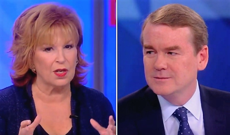 Joy Behar Crosses The Line With New Attack On Trump Comparing ICE Raids To Nazi Germany