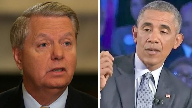 Graham Puts Ex-President Obama On Notice Over FISA Abuse
