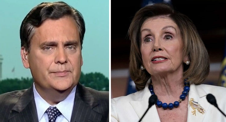 "Shameful & Inglorious"" - Jonathan Turley Demands Pelosi To Resign ..."
