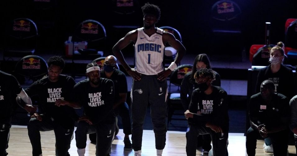 1st NBA Player Not To Kneel, Gives Perfect Response To Critics
