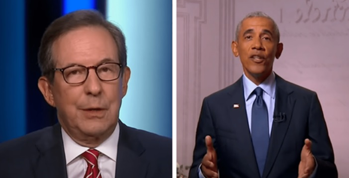 "Chris Wallace On Obama's Speech ""I Bet He Didn't Talk About Biden For 5 Of Those 15 minutes"""