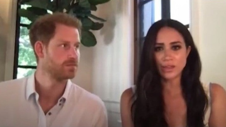 """Meghan & Harry Torched After US Election Meddling Attempt: """"Make America Great By Leaving"""""""