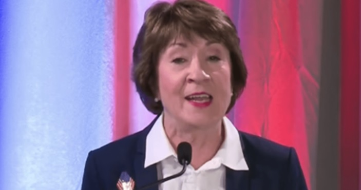 """Susan Collins Said She's Voting Against Judge Barrett Confirmation To Be """"Fair & Consistent"""""""