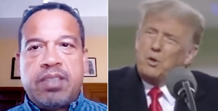 Trump Rips Keith Ellison Over Rally Restrictions, Says He Didn't Apply Them To Protesters