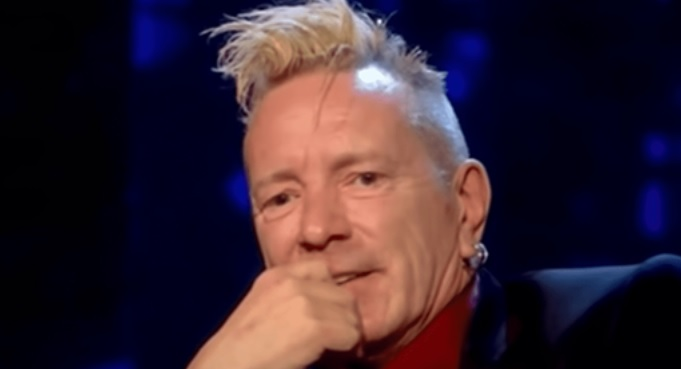 "Legendary ""Sex Pistols"" Punk Rocker Johnny Rotten Says He's Voting For President Trump"