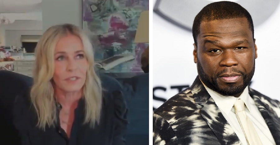 "Chelsea Handler Loses It Over 50 Cent Supporting Trump – ""I Had To Remind Him That He Was a Black Person"""