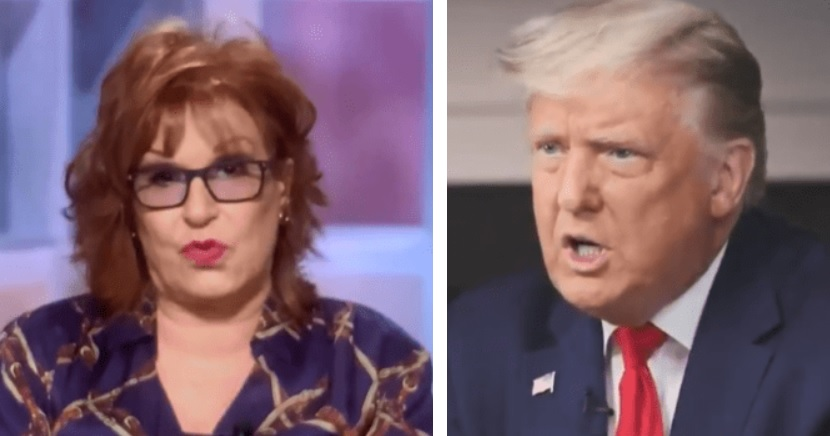 "Joy Behar Insults POTUS, Tells Dr. Fauci To Quit & ""Become Media Darling at CNN & MSNBC"""